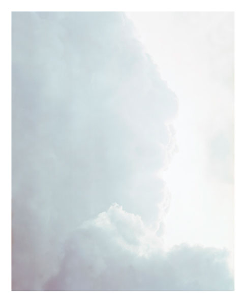 'Imperfect Cumuli #3', 2012, Archival Pigment Print, edition of 6 + 2APs