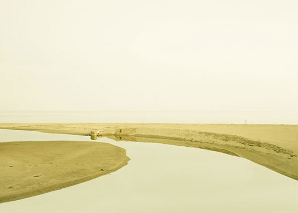 'Capitola', USA, 2007, Epson UltraChrome K3 ink on Arches Infinity Smooth 355 gsm, Edition 5/10 + 3 AP , 110 x 144 cm