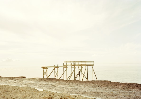 'Ile Madame', France, 2011, C-Print, DiaSec Face, 130 x 180 x 5 cm, edition of 7 + 1AP