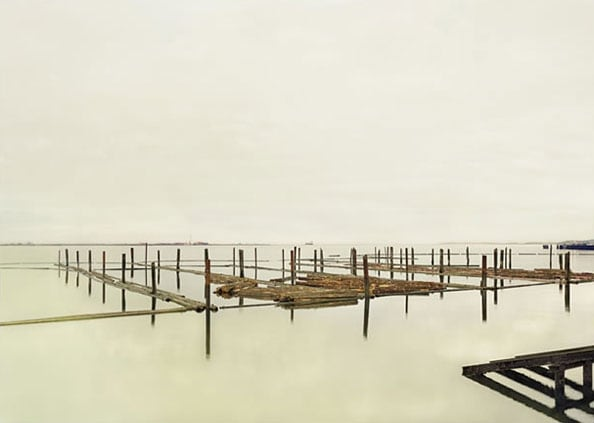 'Port Angeles', USA, 2007, Epson UltraChrome K3 ink on Arches Infinity Smooth 355 gsm, Edition 5/10 + 3 AP, 110 x 144 cm