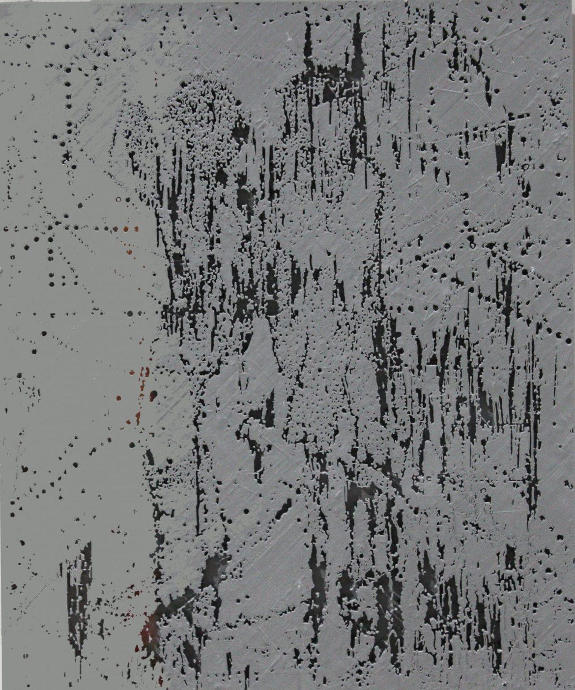 Jon Cattapan, 'Constellation Group II', 2018, 3D print, framed, 37 x 44 cm, edition of 5 + 1 A.P