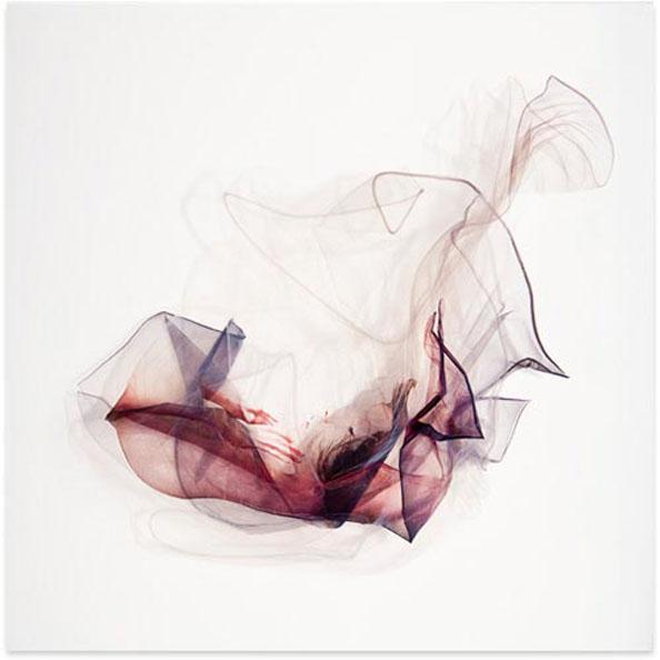 'Passage lI', (2010), 100 x 100 cm. Archival print on Photo Rag