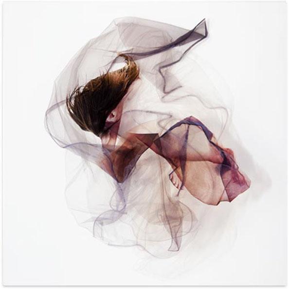 'Passage l', (2010), 100 x 100 cm. Archival print on Photo Rag