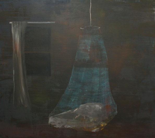 'Der-Schlaf', 2010, oil on canvas, 180 x 200 cm