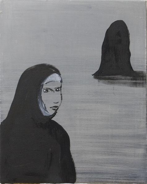 'Nonne am Meer