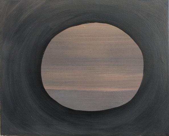 'Our new flag', 2010, oil on canvas, 40 x 50 cm