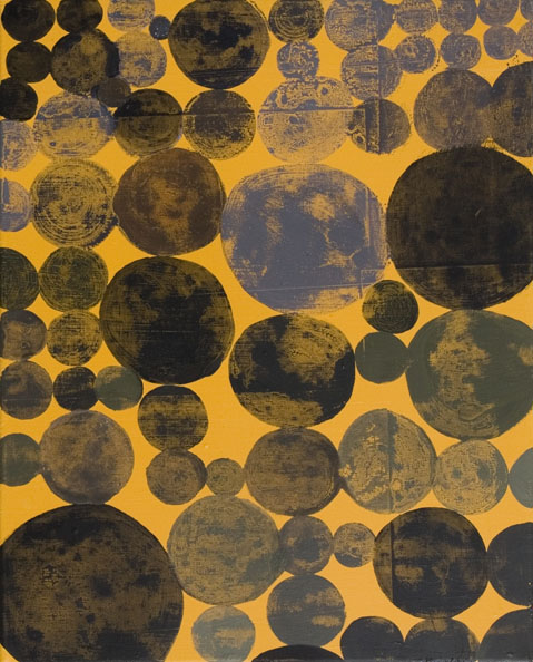 'Song', 2010, oil on canvas, 50 x 40 cm