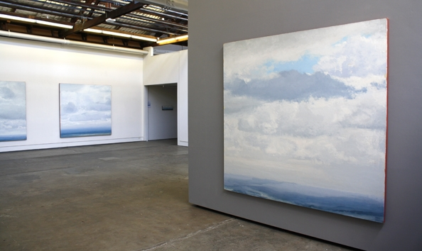 Exhibition Shot 1, Philip Wolfhagen, 'Four Exaltations', October 2011