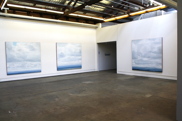 Exhibition Shot 2, Philip Wolfhagen, 'Four Exaltations', October 2011