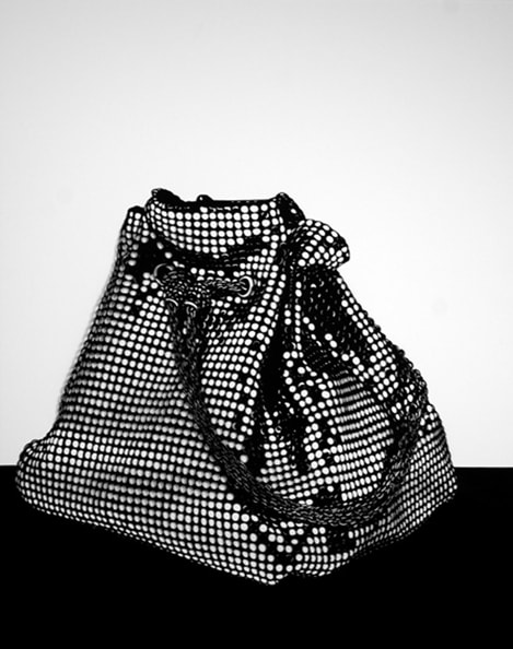 'Azzaro Handbag', 2012, 101.7 cm x 81.5 cm, Paper cut-out