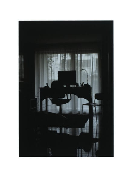 'Office', 2009, 57 x 42 cm, C-Print, framed