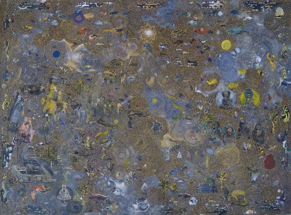 Tim Johnson, 'Object Painting', 2011, acrylic on linen, 90 x 120 cm