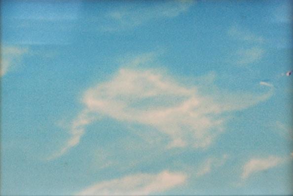 'UFO,' 2006, inkjet print, 33 x 24 cm, unframed