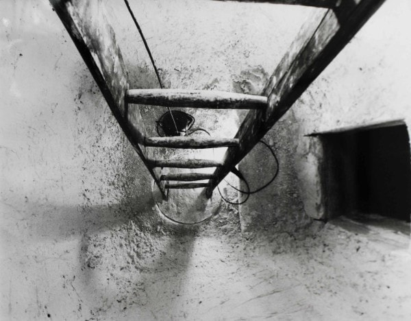'IM KERN (I), Haus u r, Rheydt', 1996, 2/6, framed b/w hand proof print on Agfa paper, 42 x 52 cm