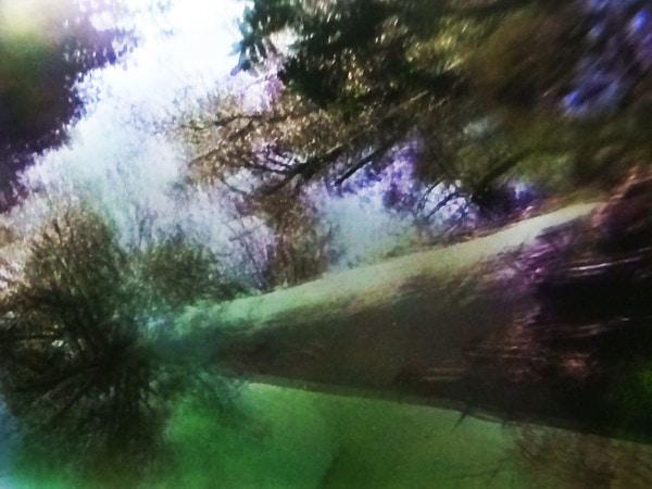 'Untitled', 2013, Duraclear on acrylic, mirror,  20 x 30 cm