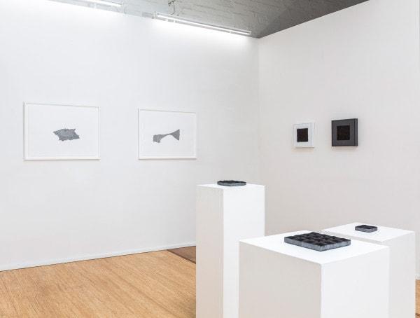 'Dark Matter', 2016, installation
