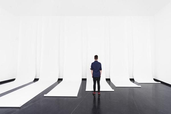 White Noise (2016), Australian Centre for Contemporary Art, image Matthew Stanton