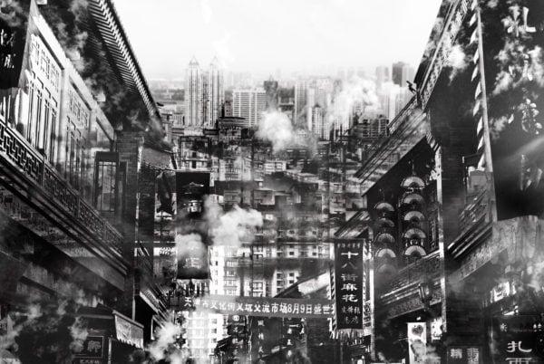 Meng-Yu Yan: 'Dreams of Jade #3', 2015, Digital print on matte art rag paper, 84 x 118 cm, <br /> edition of 7 + 1 a.p.<br />