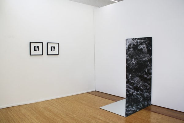 Exhibition shot of 'Occulere: Vision and Concealment' at DOMINIK MERSCH GALLERY in May-June 2017.