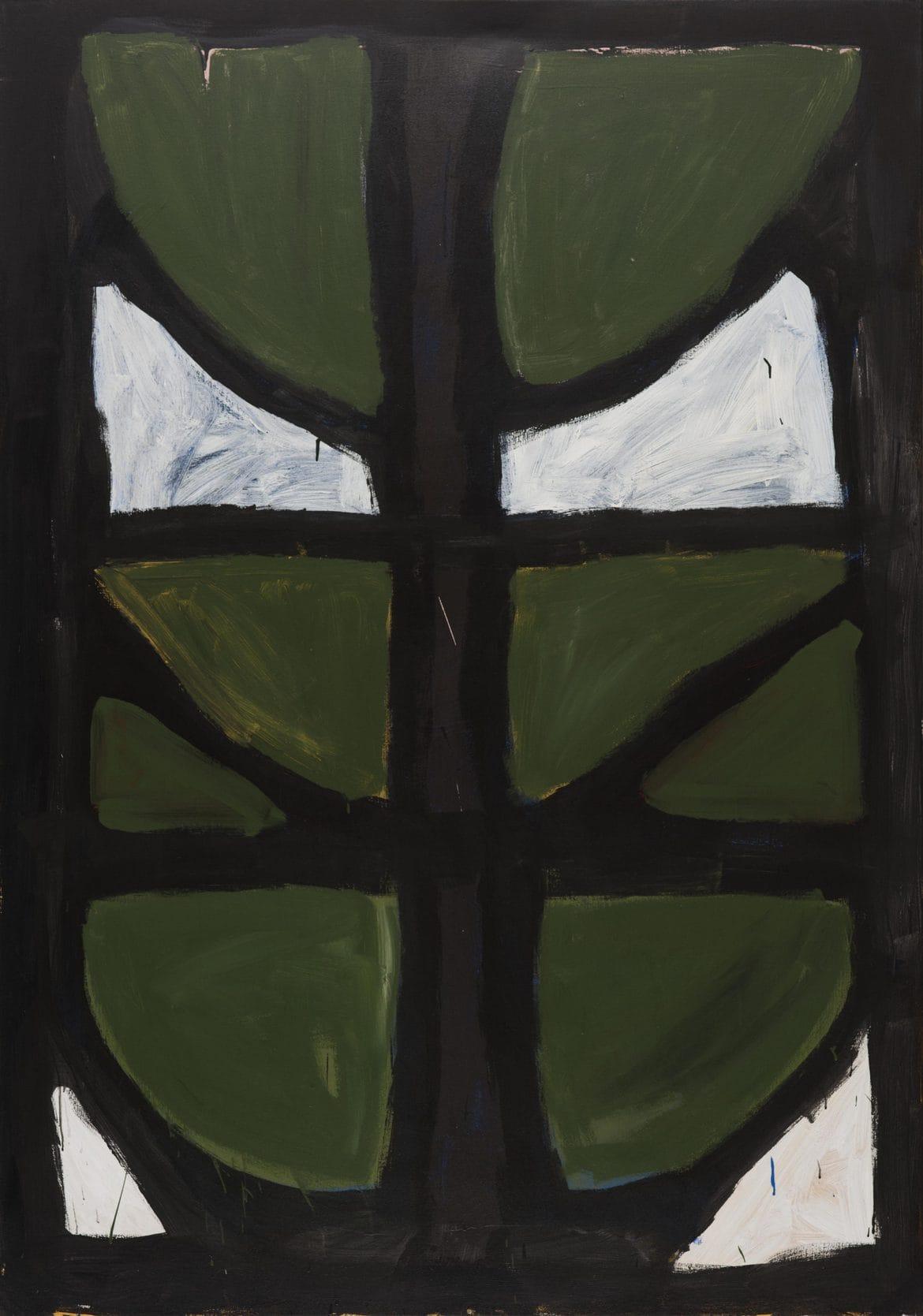 Lottie Consalvo, 'Anchoring The Collapse', 2019, 200cm x 140cm, acrylic on canvas