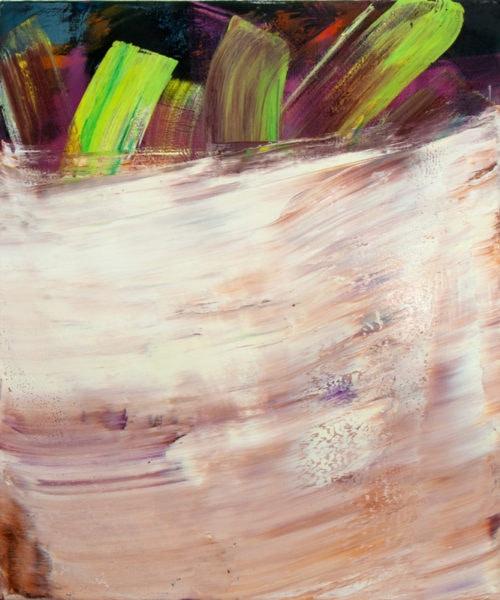 'Fly', 2013, oil on canvas, 120 x 100 cm