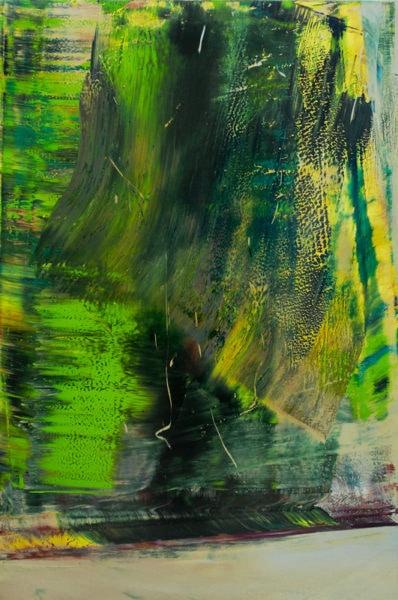 'Tonga', 2010-11, oil on canvas, 120 x 80 cm