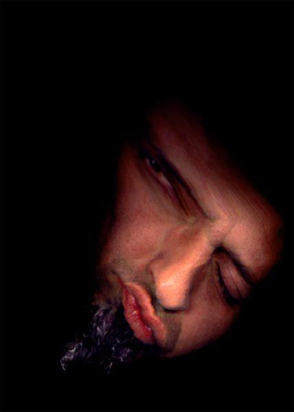 Gary Deirmendjian, 'falling', 2009, giclée print, 80 x 58 cm, edition of 7 + 1AP