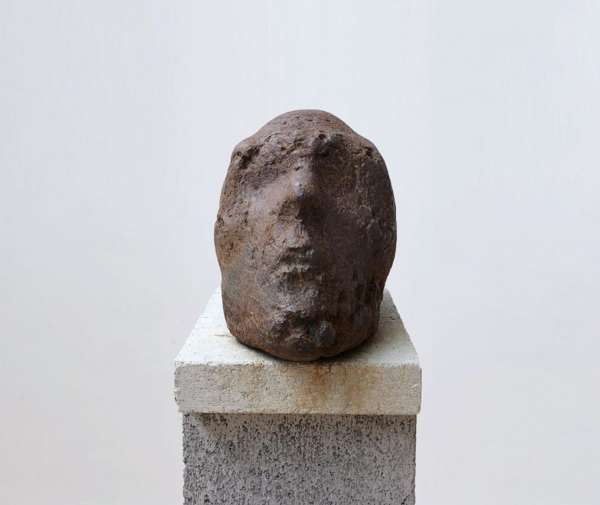 Gary Deirmendjian, 'the seasons i', 2005, cast iron, 30 x 43 x 33 cm, unique