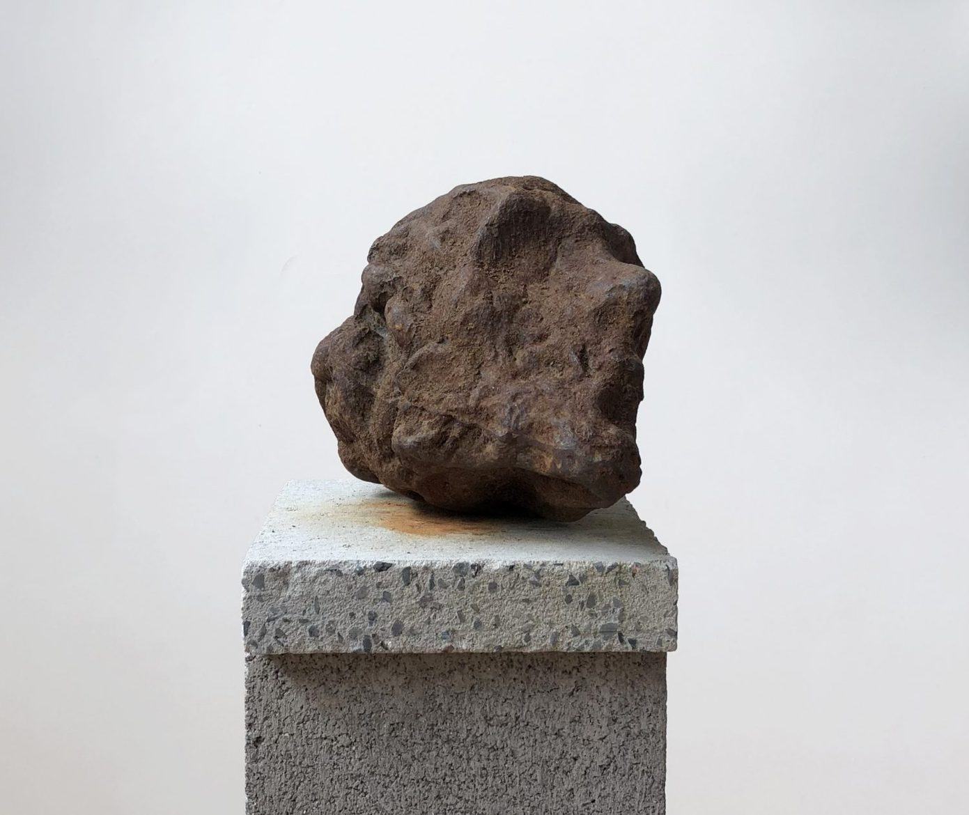 Gary Deirmendjian, 'the seasons iii', 2005, cast iron, 30 x 43 x 33 cm, unique