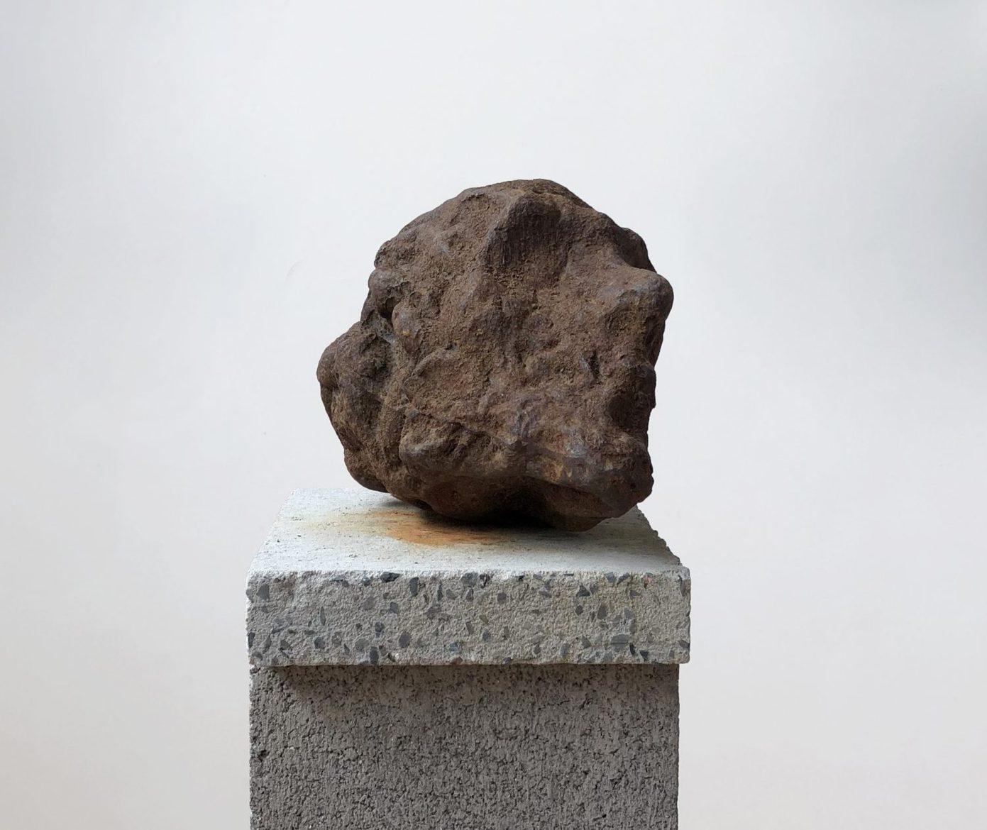 Gary Deirmendjian, 'the seasons iii', 2005, cast iron, 30 x 43 x 33 cm, unique