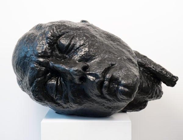 Gary Deirmendjian, 'ocean black', 2005, bronze, 37 x 65 x 50 cm, edition of 5 + 1 A.P