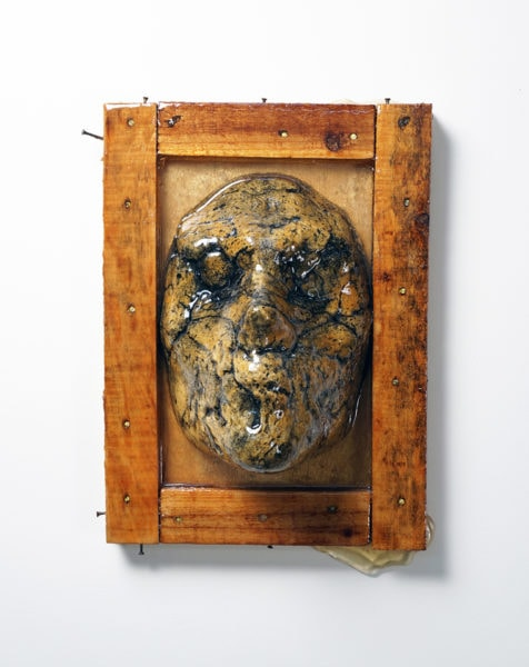 Gary Deirmendjian, 'trophy', 2008, mixed media, 43 x 31 x 13 cm