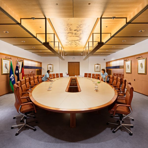 Cleaners, Cabinet Room<br />