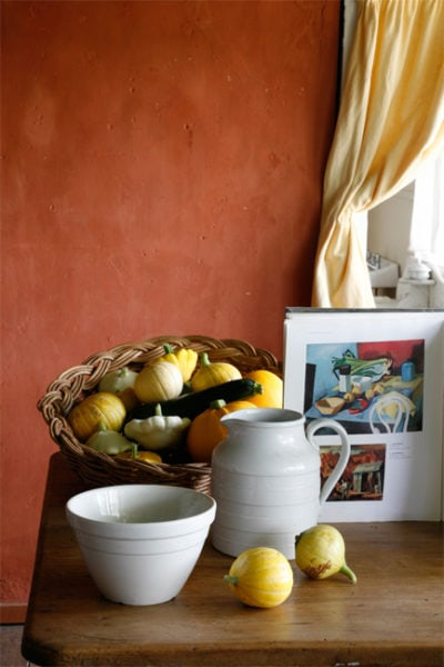 Haefliger's Cottage, Still Life #1 2010,<br />