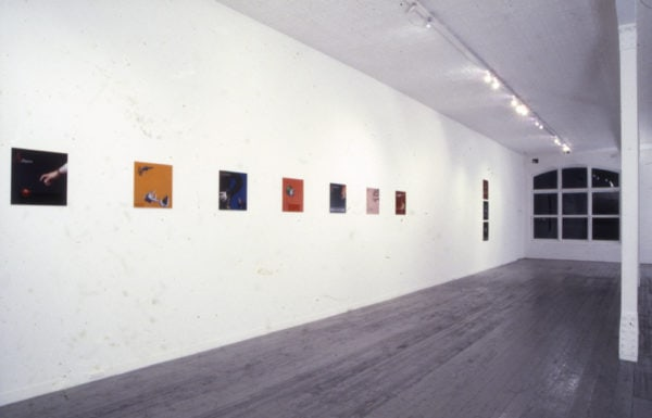 Installation View,<br />