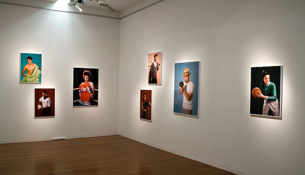 Installation view Roslyn Oxley9, Gallery, 2009<br />