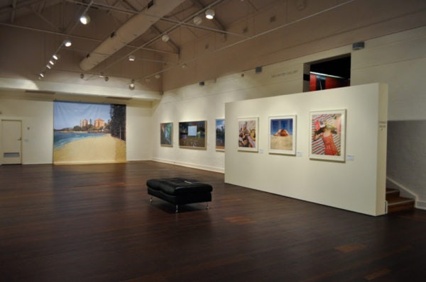 Installation view, Theo Batten Gallery, MAG&M (west wall)