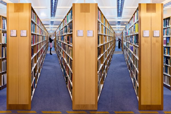 Library Officers, Parliamentary Library<br />