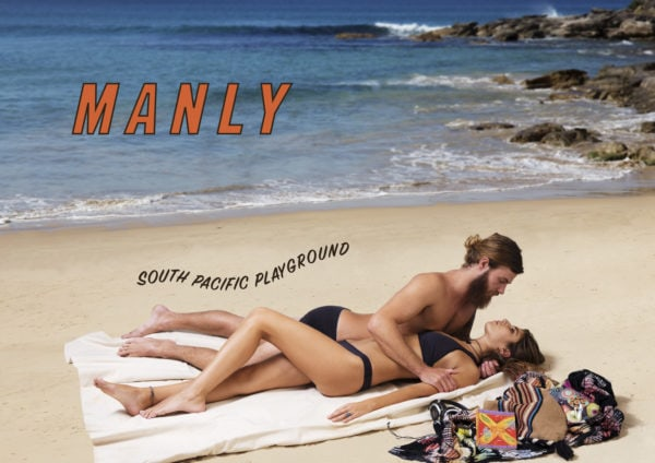 Manly, South Pacific Playground, 2015,<br />
