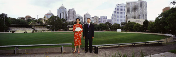 Martin and Wendy Leung, Chatswood, 2001<br />