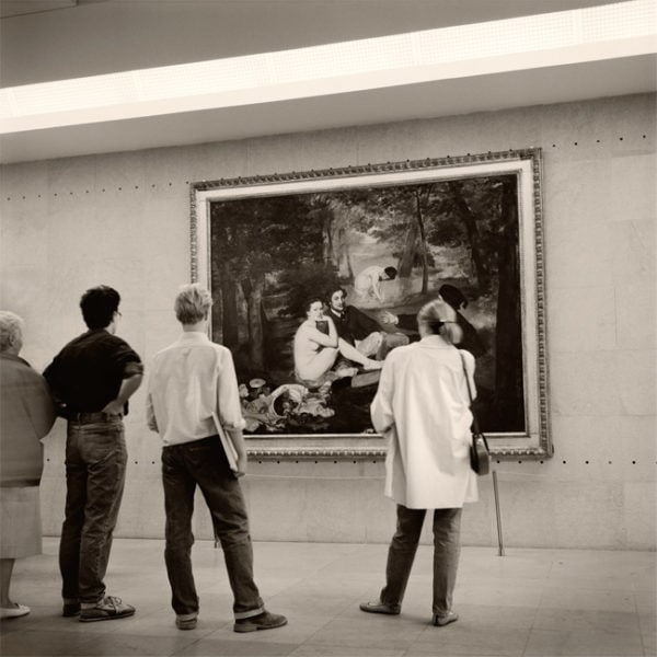 Musee D'Orsay #1, 1992/2010,<br />