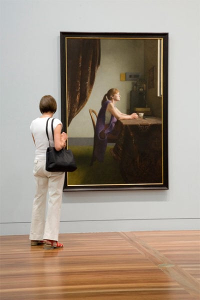 National Portrait Gallery, Canberra, 2010,<br />