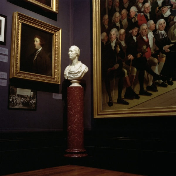 National Portrait Gallery, London #2, 2010, <br />