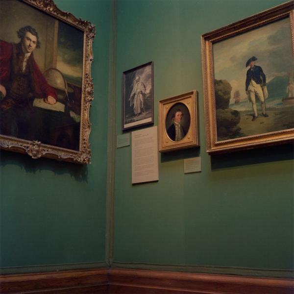 National Portrait Gallery, London #3, 2010,<br />