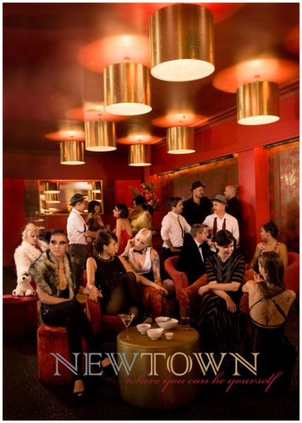 Newtown, see it for yourself!, 2009,<br />