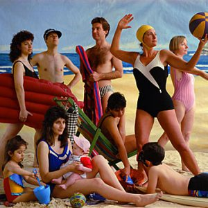 Dominik Mersch Gallery Anne Zahalka The Bathers, 1989, 90cm x 74cm, Type C print,