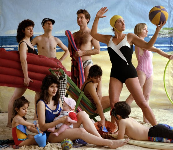The Bathers, 1989,<br />