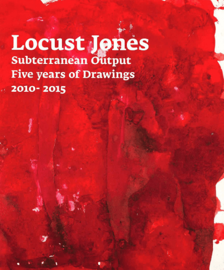 Locust Jones monograph available at Art Gallery of NSW bookshop