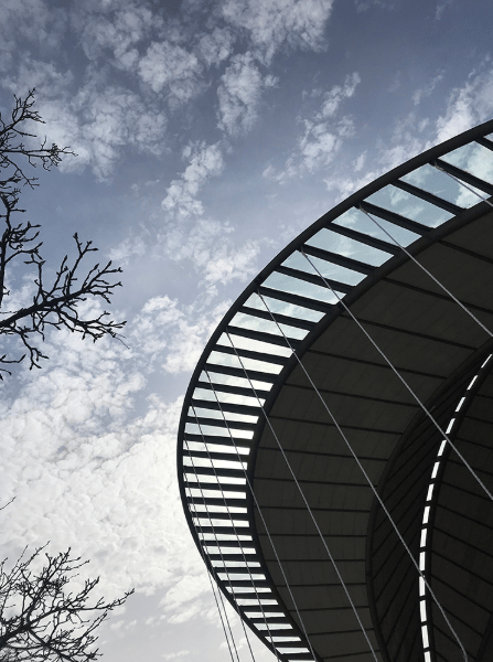 Gary Deirmendjian public installation at Sydney Olympic Park