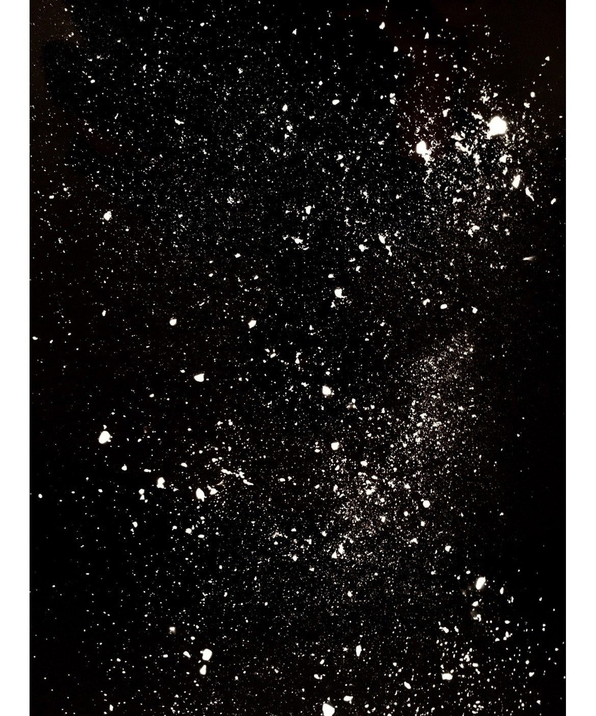 Sara Morawetz, 'The Stars Themselves II' from the series 'Our Sun is Somebody Else's Star', 2017, unique silver gelatin print, 28 x 36 cm framed.